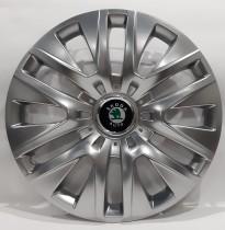 SKS 429 Колпаки для колес на Skoda R16 (Комплект 4 шт.)