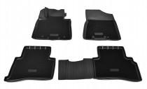 Unidec гибрид Коврики салона комбинированные  Kia Sportage (F/L) 3D (2018)