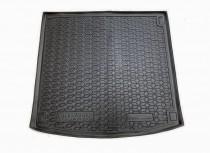 Резиновые коврики в багажник Volkswagen Touareg (2018-)  AvtoGumm