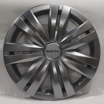 SKS 501 Колпаки для колес на Dacia R17 (Комплект 4 шт.)