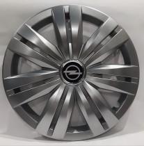 SKS 501 Колпаки для колес на Opel  R17 (Комплект 4 шт.)