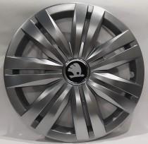 SKS 501 Колпаки для колес на Skoda  R17 (Комплект 4 шт.)