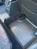 САРМАТ Коврики резиновые 3D LUX для Volkswagen Jetta VII (2018-)