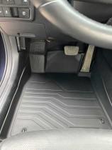 САРМАТ Коврики резиновые 3D LUX для KIA Optima / К5  2020-