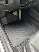 Коврики резиновые 3D LUX для Hyundai Sonata VIII (2019-) САРМАТ