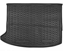 Резиновые коврики в багажник Great Wall Haval H6 2018-  AvtoGumm