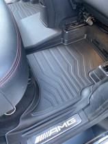 САРМАТ Коврики резиновые 3D  Mercedes-Benz W463 2018-