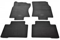 Коврики в салон резиновые Nissan RogueX-TRAIL T32 2014- Gumm car