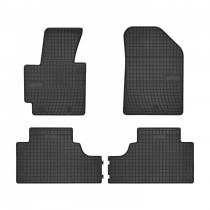 Резиновые коврики в салон Kia Soul II 2013- EL TORO