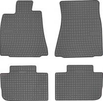EL TORO Резиновые коврики в салон Mercedes CLK-Class W209  2002-2009
