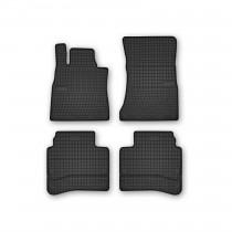 Резиновые коврики в салон Mercedes S-Klasa W222 Long 2013- EL TORO
