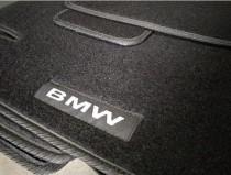 Текстильные коврики в салон BMW