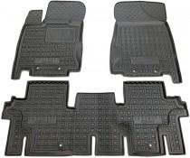 AvtoGumm Резиновые коврики в салон INFINITI L50 (QX60) (2012>) (5мест)