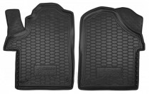 Резиновые коврики в салон Mercedes VITO (V-class) (2015>)  AvtoGumm