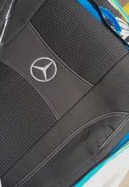 Авточехлы на сиденья Mercedes Sprinter II NEW 1+2 2013-