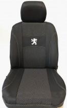Avto-Nik Авточехлы на сиденья Peugeot Partner Tepee 2016- cо столами