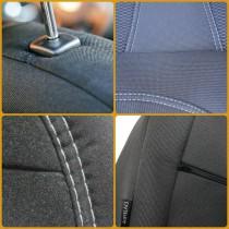 Avto-Nik Авточехлы на сиденья Peugeot Bipper 2008-