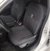 Avto-Nik Авточехлы на сиденья Peugeot 301 2012-