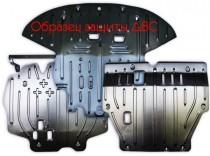 """Авто-Полигон TOYOTA Hiace 4х4, 2,0;2,7 АКПП/МКПП, 2004-, Защита моторн. отс категории """"St"""""""