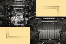 """Авто-Полигон TOYOTA LC 200 4,7; 4,5TDi 2007- Защита моторн. отс. категории """"A"""""""