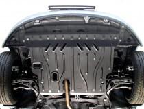 "Авто-Полигон TOYOTA Yaris 1,0; 1,3 АКПП 2006 -;2011- Защита моторн. отс. категории ""St"""
