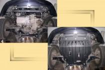 """Авто-Полигон VOLKSWAGEN Golf 5 Для всех комплектаций 2003- Защита моторн. отс. категории """"F"""""""