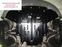 """Авто-Полигон Volkswagen Passat B5 Автомат 1997-. Защита моторн. отс. категории """"A"""""""