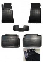 Резиновые коврики в салон BMW E34 5-Серия (88-96г.) GAvto