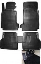 GAvto Резиновые коврики в салон BMW E39 5-Серия (96>Г.)