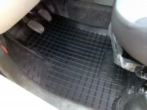 Резиновые коврики в салон Fiat Doblo (2001>)