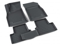 коврики в салон Chevrolet KRUZ - полиуретан Агатек