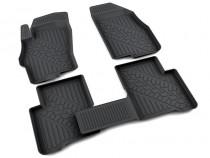 коврики в салон Fiat Linea - полиуретан