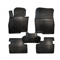 Резиновые коврики в салон Mazda M3 (2013>)