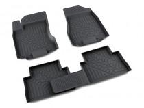 коврики в салон Nissan X-TRAIL 2007 - полиуретан
