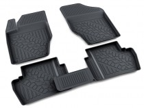 Агатек коврики в салон Peugeot 308 - полиуретан