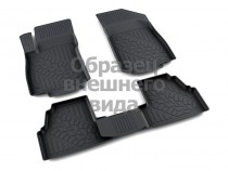 Агатек коврики в салон Suzuki Grand Vitara 5 doors - полиуретан