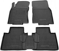 Резиновые коврики в салон Nissan X-Trail T32 (2014>)   AvtoGumm