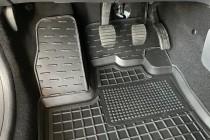 Резиновые коврики в салон Renault Lodgy (2013>)  AvtoGumm
