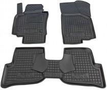 Резиновые коврики в салон Seat ALTEA/XL/FREETRACK  AvtoGumm