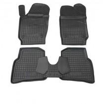 Резиновые коврики в салон Seat Ibiza (2012>) (3;5 дв)  AvtoGumm