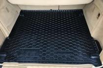 Резиновые коврики в багажник BMW Е70 X-5 ( 2007>)  AvtoGumm