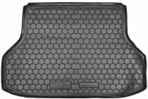Резиновые коврики в багажник Chevrolet Lacetti (Седан)