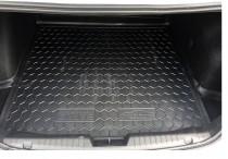 Резиновые коврики в багажник Chevrolet Cruze (Седан)  AvtoGumm