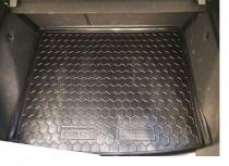 AvtoGumm Резиновые коврики в багажник Chevrolet Cruze (Хетчбэк)