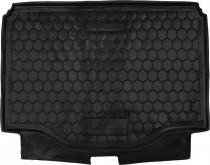 Резиновые коврики в багажник Chevrolet Tracker (2013>)