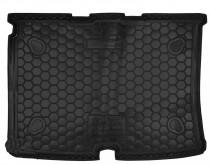 Резиновые коврики в багажник Citroёn Nemo (Bipper / Fiorino (Qubo))