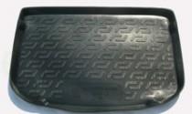 L.Locker Коврики в багажник Audi A1 h/b (10-) - пластик
