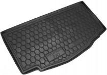 Резиновые коврики в багажник Hyundai i10 (2014>)