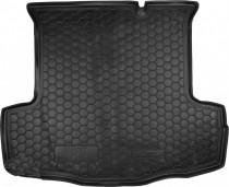 Резиновые коврики в багажник Fiat Linea
