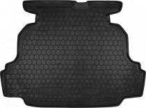 AvtoGumm Резиновые коврики в багажник Geely Emgrand Ec-7 (Седан)